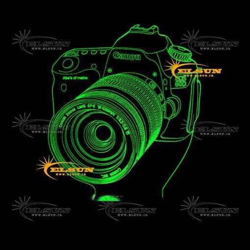 بالبینگ دوربین سه بعدی