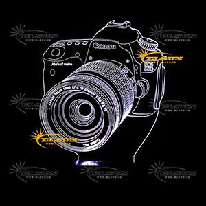 آباژور دوربین عکاسی